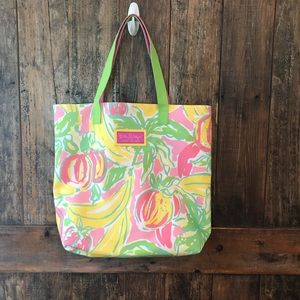 Lilly Pulitzer, NWOT, Classic DESiGN Tote